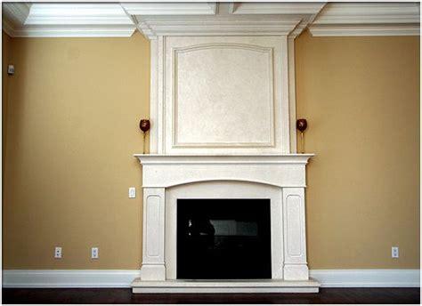 Fireplace Mantel Milano Www.multicastdesign.com
