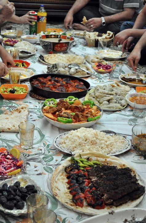 arabian cuisine food tastes