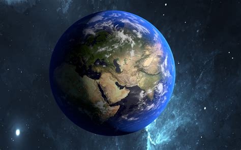 wallpaper earth asia  space