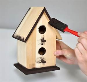 Bauen Wie Wir : vogelhaus selber bauen 34 prima ideen ~ Lizthompson.info Haus und Dekorationen