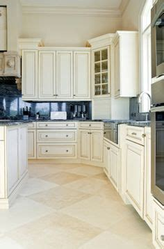 tiling a kitchen floor where to start beige linen colored kitchen cabinets with slightly darker 9800