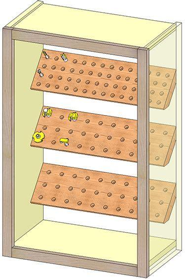router bit storage cabinet build router bit storage