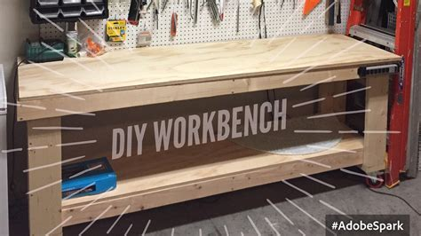 diy wood workbench   build  wood tool workbench