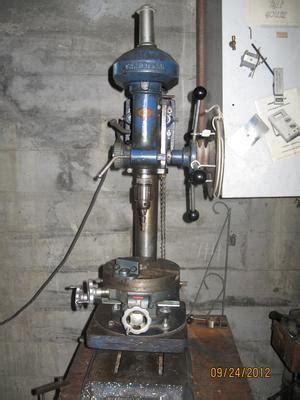 craftsman bench model drill press
