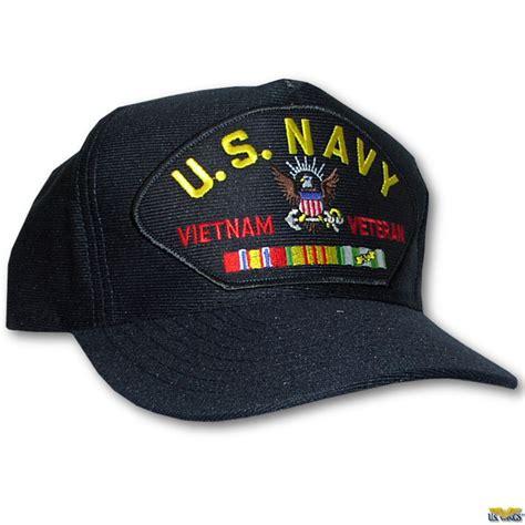 US Navy Vietnam Veteran Cap