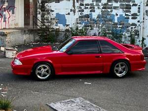 1992 FORD MUSTANG GT FOX BODY for sale - Ford Mustang GT 1992 for sale in Marlboro, New Jersey ...
