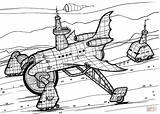Space Coloring Shuttle Pages 4x4 Printable Drawing Books Paper Categories sketch template