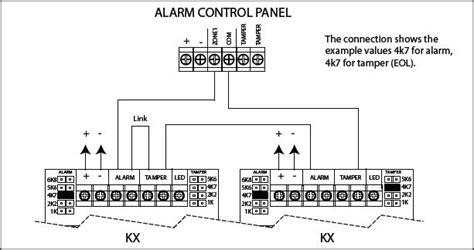 burglar alarm project burglar alarm bell box wiring