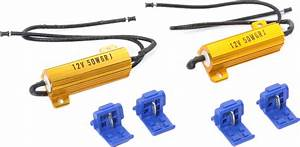 Warrior Products 2905 Led Taillight Resistor Kit