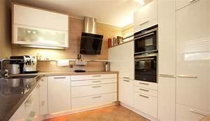 Küche Weiß Hochglanz : design einbauk che diamant weiss hochglanz lack k chen ~ Watch28wear.com Haus und Dekorationen