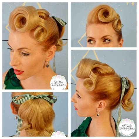 1950s Rock And Roll Hairstyles by 1950s Rock And Roll Hairstyles Hair