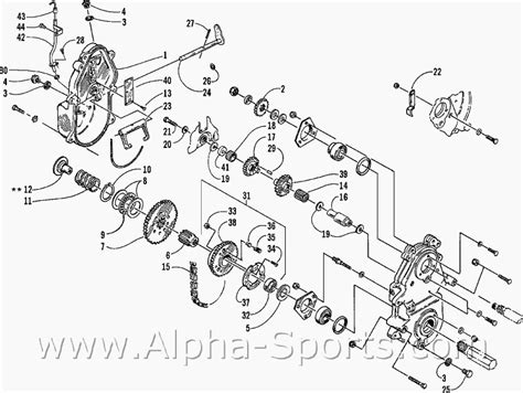 Arctic Cat Engine Diagram by Service Manual Diagram For A 1995 Jeep Swingarm