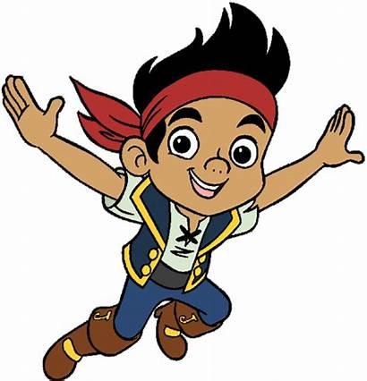 Clip Pirates Clipart Jake Pirate Neverland Disney