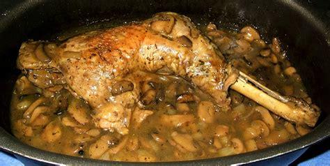 cuisse de dinde forestiere ma cuisine sante