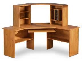 south shore prairie country pine corner desk 7232780 at