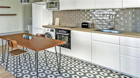 béton ciré plan de travail cuisine castorama revêtement cuisine sol murs crédence carrelage béton