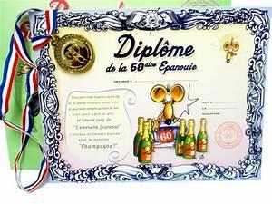 Faire Part Anniversaire 60 Ans : carte anniversaire a imprimer gratuit 60 ans la fabrique a bonheur ~ Melissatoandfro.com Idées de Décoration