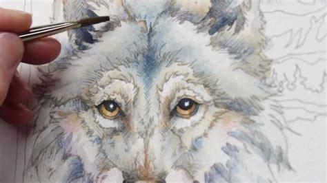 paint  wolf  jody bergsma youtube