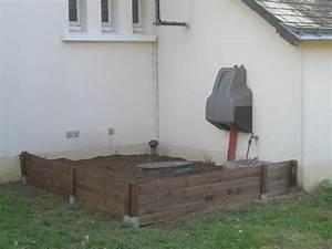 Fosse Septique Beton Ancienne : depuis cet hiver nous avions la fosse septique un ~ Premium-room.com Idées de Décoration