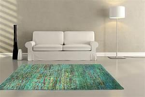 Teppich Blau Grün : teppich gr n blau haus deko ideen ~ Yasmunasinghe.com Haus und Dekorationen