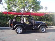 wrangler  kayaks roof rack jeepforumcom jeep