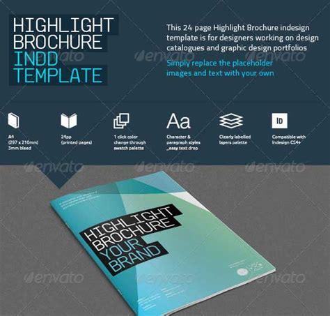 premium printed brochure templates designmaz