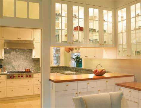 kitchen glass cabinet lighting simple ideas to change your kitchen with glass