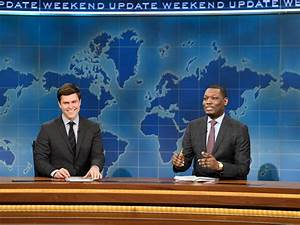 'SNL's' 'Weekend Update' is spinning off into its own TV ...
