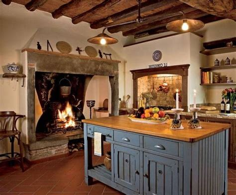 Country French Kitchens Decorating Idea - 177 best images about italian kitchens on pinterest stove mediterranean kitchen and old world