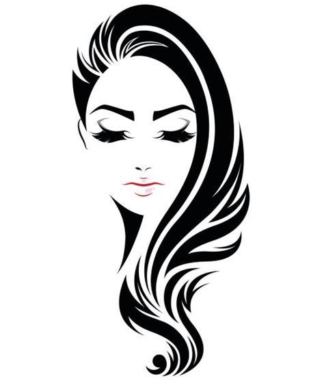hair salon logo ideas clip vector illustrations istock