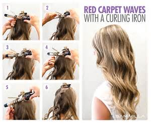 Floor Over Carpet by How To Curl Your Hair 6 Different Ways To Do It