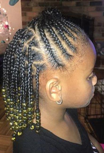 Natural Kid Hairstyles