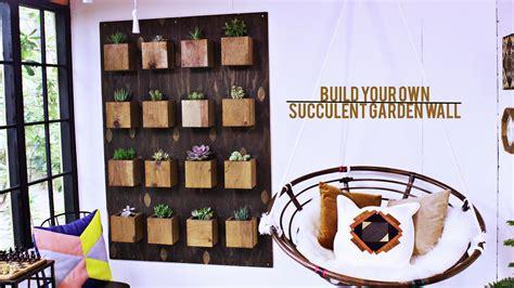 cool diy wall planter ideas  vertical gardens