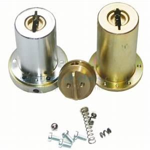 Securisez votre serrure avec le jeu de cylindre serenis picard for Porte de garage enroulable avec cylindre bricard