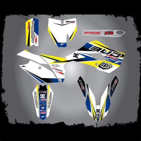 kit deco complet bud racing team replica 12 kxf 250 09 12 bud car interior design