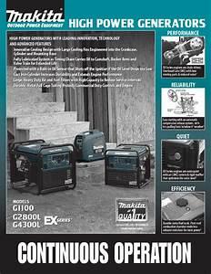 Ex Series G1100 Manuals