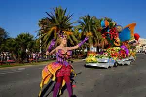 floral bands carnaval de 2015 flower parade yesicannes