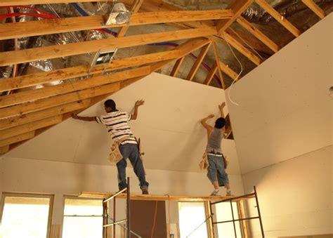 Trockenbau Decke Abhängen  Eine Anleitung, So Geht's