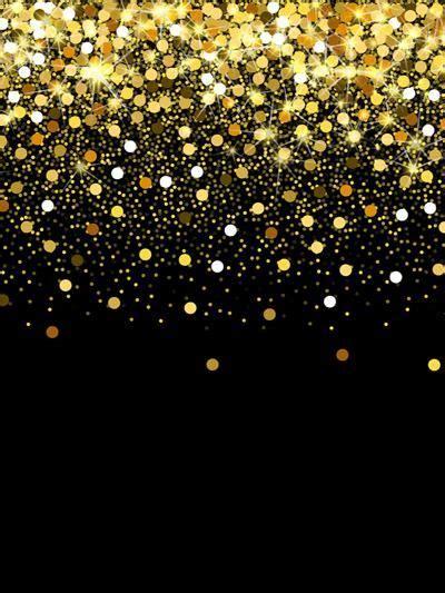 kate glitter gold black bokeh backdrop baby