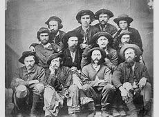 Morgan's raiders in Jail one of the greatest CW photos