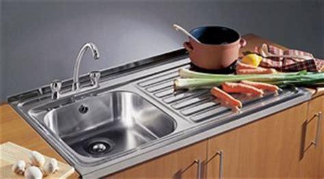 Sit On Kitchen Sink & Waste. 1000x600mm (Square Edge, 2