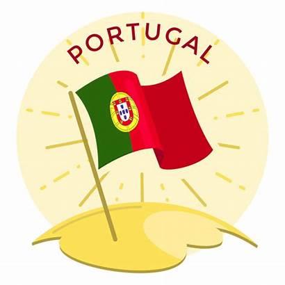 Portugal Bandeira Bandera Svg Transparent Flag Vexels