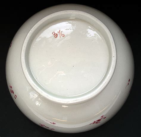 fine rare antique english porcelain  hall cottage