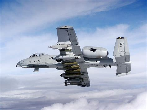 Armas Militares Fairchild Republic A10 Thunderbolt Ii