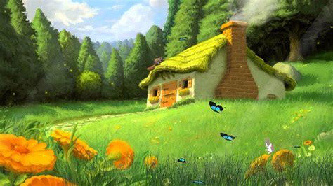 Animated Wallpaper For - tale houses animated wallpaper http www desktopanimated