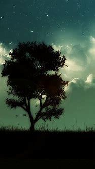Cool Wallpaper 1080x1920 cool dark tree sky 1080p phone ...