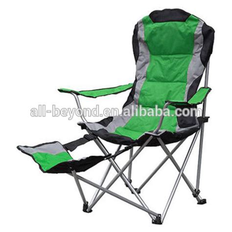 chaises de cing outdoor folding cing chair with footrest rbc 5404