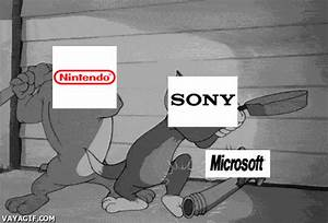 La guerra de consolas