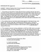 Best Photos Of Formal Letter Of Complaint Discrimination Best Photos Of Formal Letter Of Complaint Discrimination How To File A Complaint Of Employment Discrimination With CORE And Employer Discrimination
