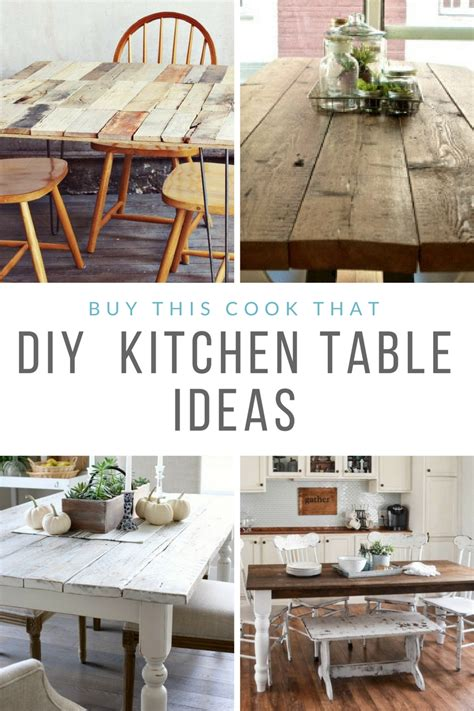 make kitchen table my favorite diy kitchen table ideas buy this cook that